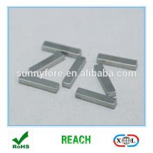 nickle coating block Ndfeb N48H Magnet
