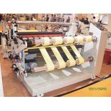 Machine de fente et de rembobinage de film et de rouleau de Jumbo Roll