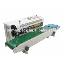 Latest Complete Price hot sell plastic film sealing machine