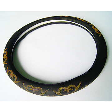 OEM/ODM for Ultrafine Fibre Steering Wheel Cover Car Super Fiber Leather plastic steering wheel cover supply to Virgin Islands (British) Supplier