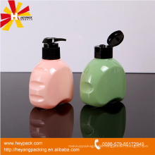 chlid cosmetic package plastic liquid soap bottle