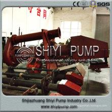 Pompe centrifuge verticale de boue pour des eaux d'égout et des boues