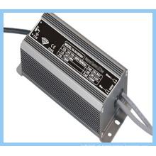 100W impermeável LED fonte de alimentação / entrada 120V saída 240V