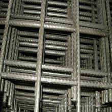 China Malla de alambre de acero concreta de refuerzo soldada con autógena