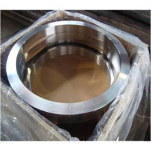 Stainless Steel Forged Heat Exchanger Rings and Discs