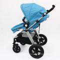 Alluminum Baby Stroller Universal Wheel 3 in 1 Air Tire