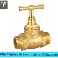 Латунный запорный клапан для воды Мужской X X (a. 0144)