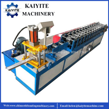 Embossing+Pattern+Shutter+Door+Strip+Roll+Forming+Machine