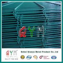 Double Rod Low Carbon Steel Mesh Fence