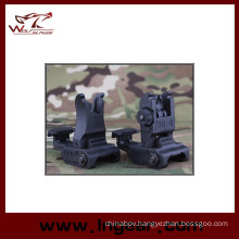 Tactical Gear #71L Style Polymer Flip-up Front Sight Rear Sight Sets