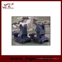 Taktische Ausrüstung #71 L Polymer Flip-Up-Front Sight Rückseite Anblick Stilgarnituren