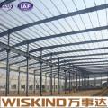 Estructura de acero del almacén grande Span estructura acero
