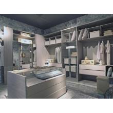 Профессиональный американский деревянный шкаф для одежды для мебели