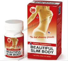 Beautiful Slim Body Pills, herbal weight loss capsule