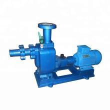 ZW series self suction sewage pump,dirty water pump,slush pump