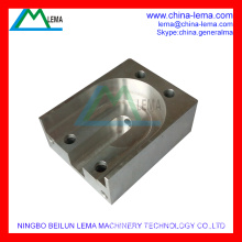 High Quality Aluminum Section Machined Maker