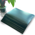 0,25 mm HDPE azul geomembrana para forros de lago