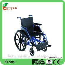 Chaise roulante légère de haute qualité
