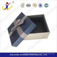 Eco-содружественный мелиорированных материал бумажная коробка подарок коробка упаковочной коробки
