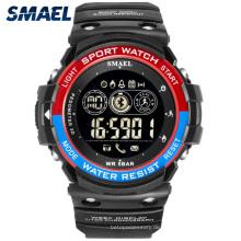 SMAEL Herren Sportuhr Multifunktionale digitale Armbanduhr