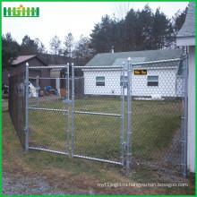 Дешевый и оцинкованный сетчатый забор