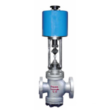Electric Actuated Double Seat Control Valve (GZDLN)
