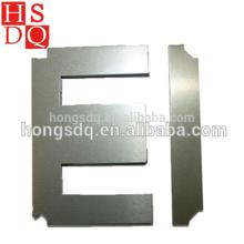 Revêtement EI Plaque en tôle d'acier au silicium Dynamo