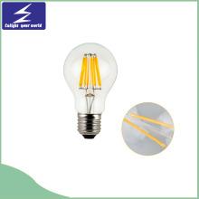 High Lumen E14 E27 4W / 6W / 8W Filament Lampe à LED