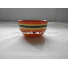 Embalaje de la caja de regalo del tazón de fuente de cerámica