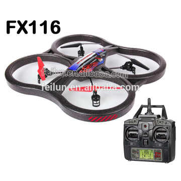 2.4G 4 channel biggest 6 axis gyro profession drone with camera factory direct