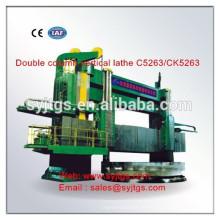 CNC Coluna dupla vertical C5263 / CK5263 em estoque