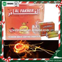 Tableta Al Fakher carbón para cachimba shisha