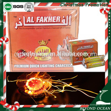 Tablet Al Fakher charcoal for hookah shisha