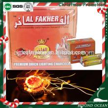 Таблетки Аль Fakher древесный уголь для кальяна кальян