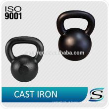 Kettlebell natural personalizado feito de ferro