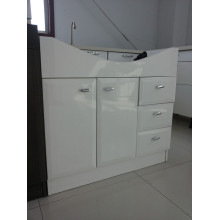 High Gloss PVC Bathroom Cabinet
