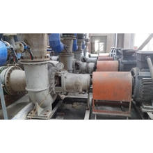 FGD Absorber slurry pump