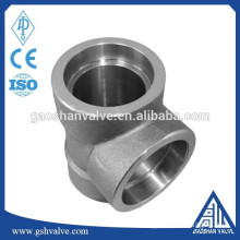 forged steel socket weld tee
