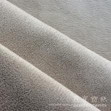 Estofos de couro tela poliéster para o sofá