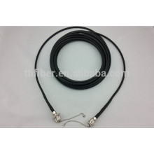 Taktische wasserdichte Singlemode ODC 2 Core Fiber Optic Patchkabel