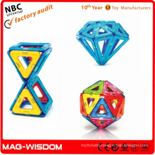 Plastic Shapes Magformers