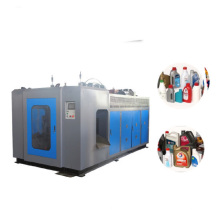 máquina de moldeo por soplado de plástico
