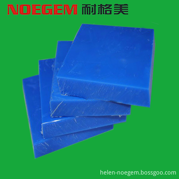 Blue Pa Plastic Sheet