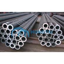 ASTM A106, A53, A179, A192, A252, tubería A500steel para suministro de gas / aceite / agua, tubería de construcción
