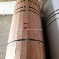 Cinturón corrugador de borde kevlar reforzado