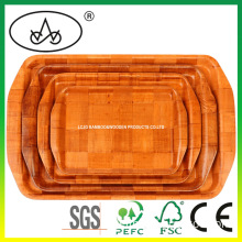 Eco-Friendly Wooden Kitchen Tool for Fruit Plates/Tray