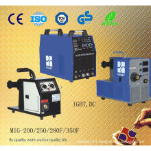 ce approved IGBT mig gas welding kit