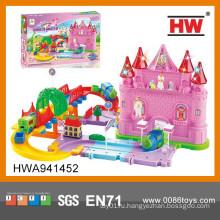 Комплект железнодорожных игрушек железной дороги B / O Hot Sale Magic