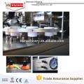 2015 Top Verkauf Aluminium Rohr Füllung und Verschließmaschine Mit PLC Control