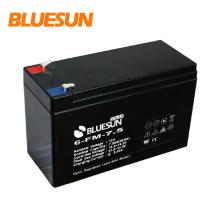 Bluesun bateria solar 12v 200ah bateria recarregável painel solar bateria